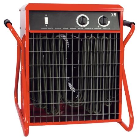 Aerotherme electrique BX3