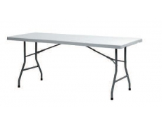 TABLE HDPE PLANET - Ø.122