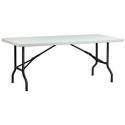 Table hdpe X-Tralight II - L.183 x 76 cm