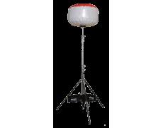 Ballon éclairant sirocco 2M - 6 X 100W LED