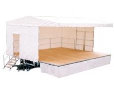 """SCÈNE MOBILE """"PRESTIGE"""" 35 m2"""