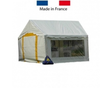 TENTE CEREMONIE ACIER PLEIN AIR 5 x 4 m - 20 m²