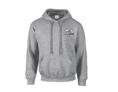 Sweat a capuche gris