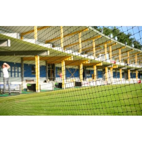Filets de clôture terrain de golf