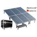 Podium Joker stage - Pack - h.20 cm