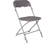 Chaise Mac C grise