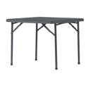 Table série XXL 90 x 90 cm