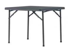 Table série XXL 90 x 90 cm