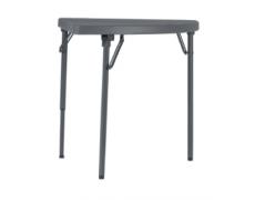 Table série XXL 76 x 76 cm