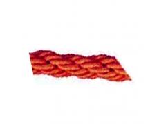 Corde rouge 10 m