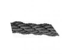 Corde noir 10 m
