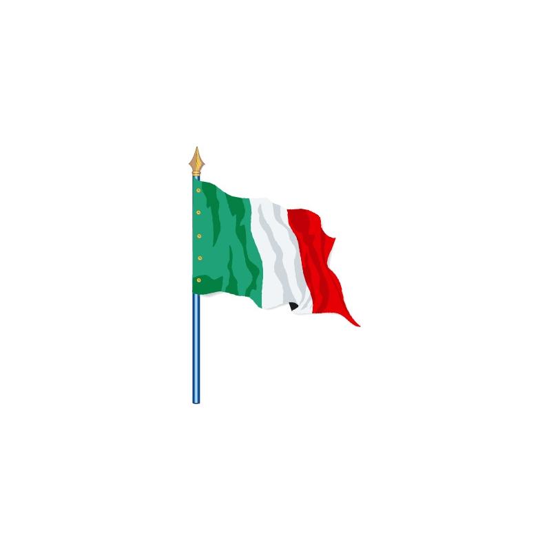 drapeau de l italie