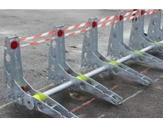 BARRIERE ANTI-VEHICULES BELIERS P4