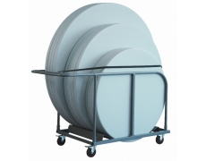 CHARIOT TABLE RONDE TYPE PLANET