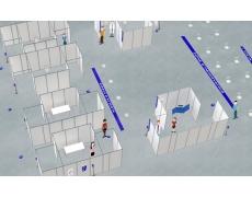 MODULE DE VACCINATION - 6 X 4 M